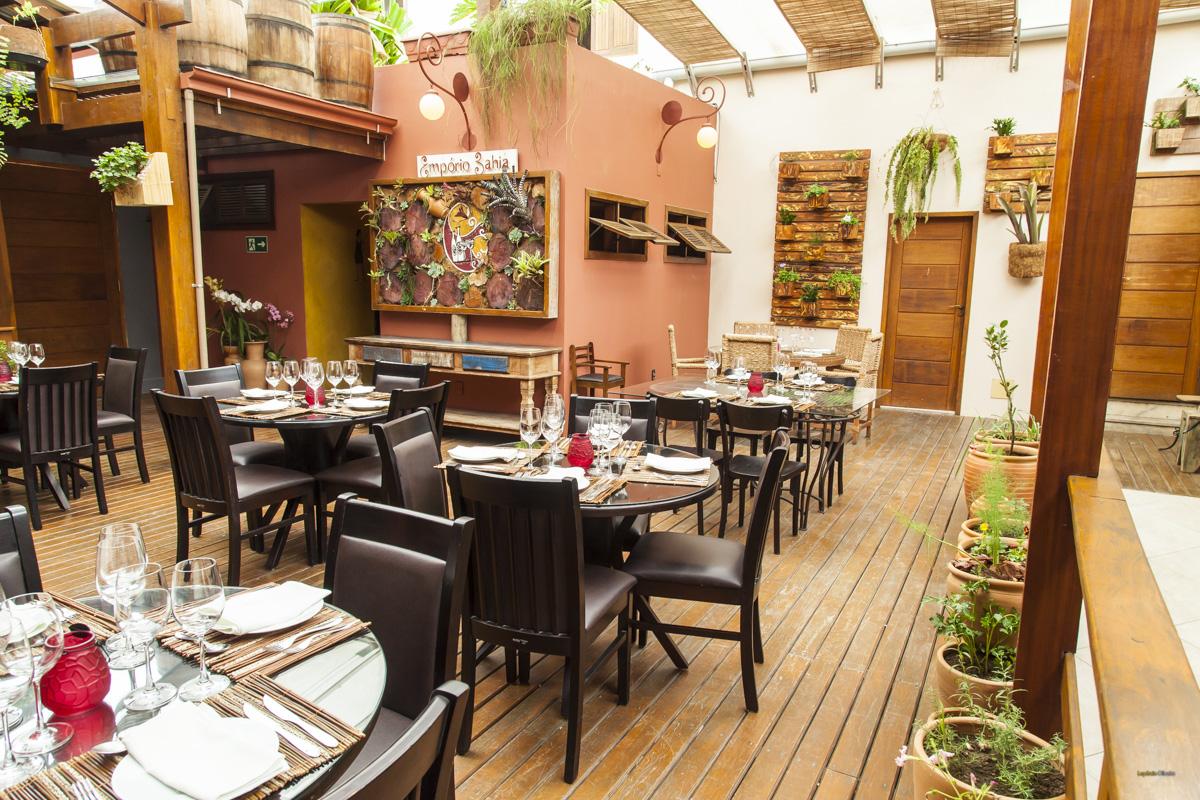 Empório Bahia - Fotografia Arquitetura, interiores gastronomia e 360.