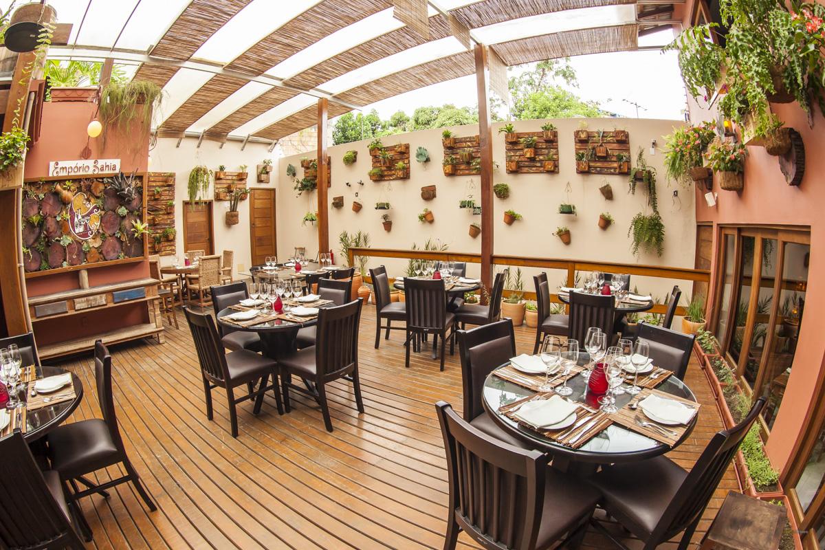 Empório Bahia - Fotografia Arquitetura, interiores gastronomia e 360